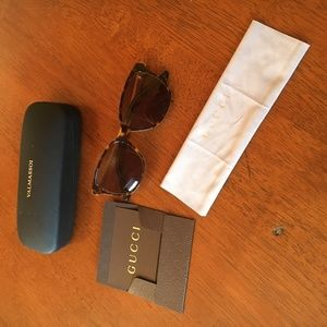 Gucci Sunglasses, Used W/out Taks